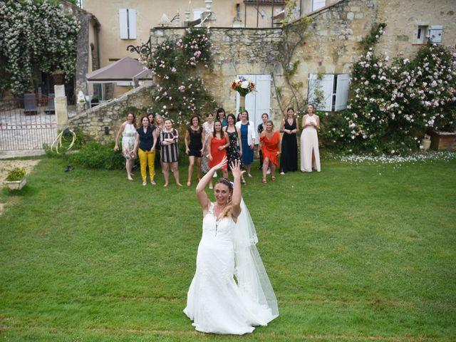 Le mariage de Cédric et Jessica à Ordan-Larroque, Gers 34