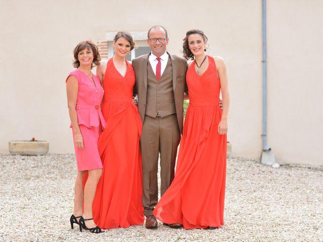 Le mariage de Christopher et Laure à La Selle-en-Hermoy, Loiret 11
