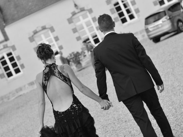 Le mariage de Christopher et Laure à La Selle-en-Hermoy, Loiret 13