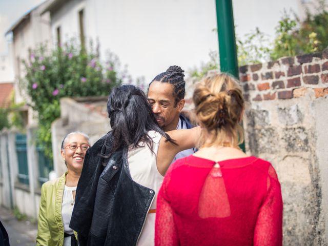 Le mariage de Arry et Sabrina à Saints, Seine-et-Marne 12