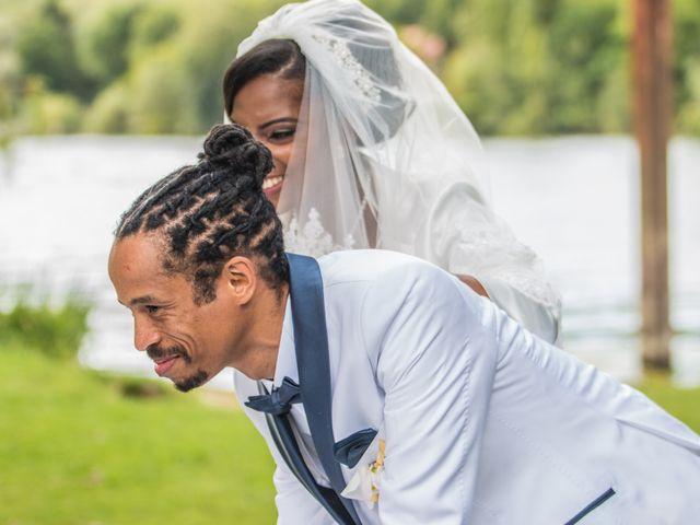 Le mariage de Arry et Sabrina à Saints, Seine-et-Marne 18
