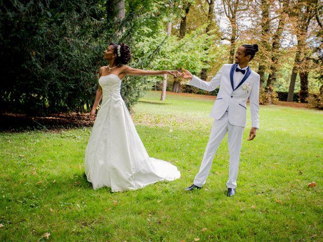 Le mariage de Arry et Sabrina à Saints, Seine-et-Marne 21
