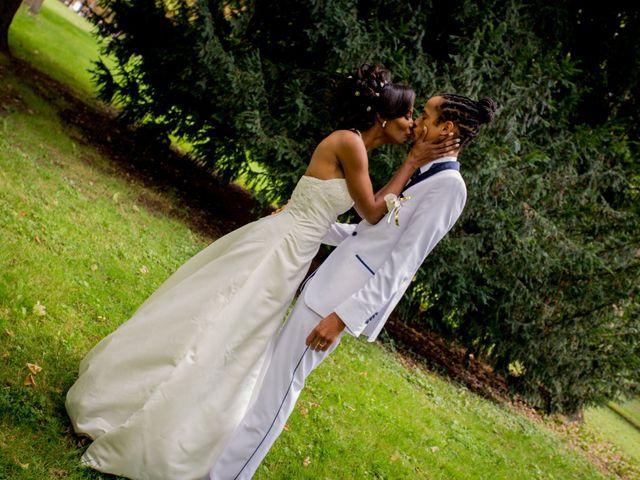 Le mariage de Arry et Sabrina à Saints, Seine-et-Marne 22