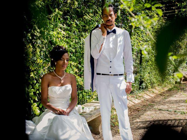 Le mariage de Arry et Sabrina à Saints, Seine-et-Marne 25