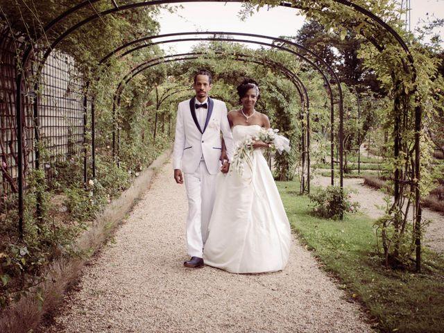 Le mariage de Arry et Sabrina à Saints, Seine-et-Marne 49