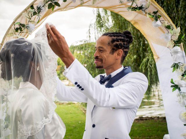 Le mariage de Arry et Sabrina à Saints, Seine-et-Marne 53