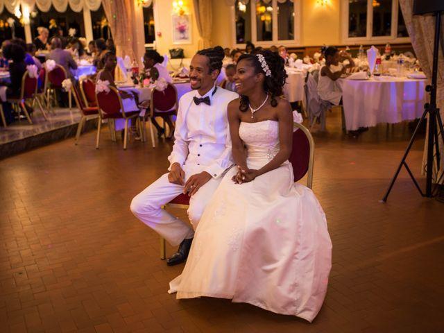 Le mariage de Arry et Sabrina à Saints, Seine-et-Marne 55