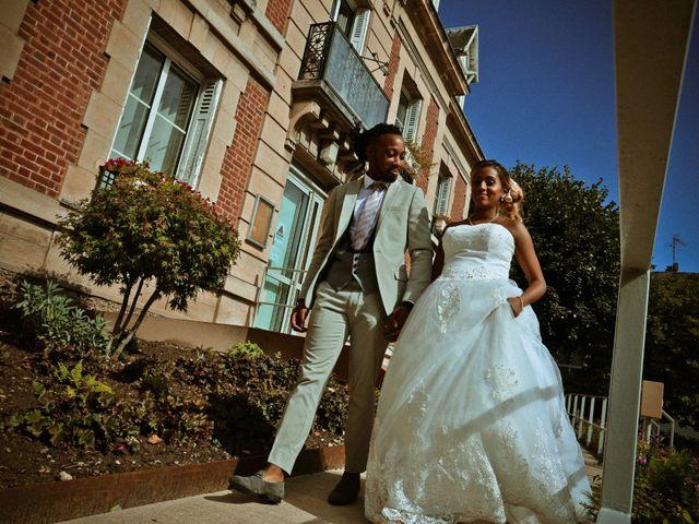 Le mariage de Muller et Justine à Pierrelaye, Val-d'Oise 14