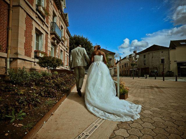 Le mariage de Muller et Justine à Pierrelaye, Val-d'Oise 15