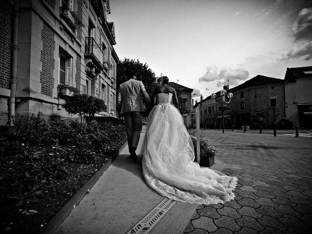 Le mariage de Muller et Justine à Pierrelaye, Val-d'Oise 16