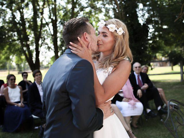 Le mariage de Cédric et Claire à Saint-Ouen-du-Mesnil-Oger, Calvados 9