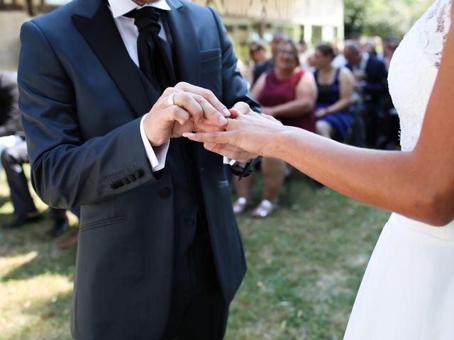 Le mariage de Cédric et Claire à Saint-Ouen-du-Mesnil-Oger, Calvados 8