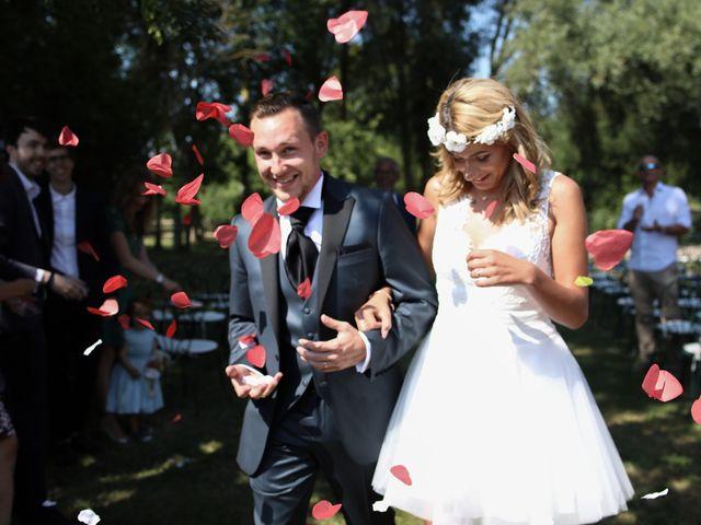 Le mariage de Cédric et Claire à Saint-Ouen-du-Mesnil-Oger, Calvados 7