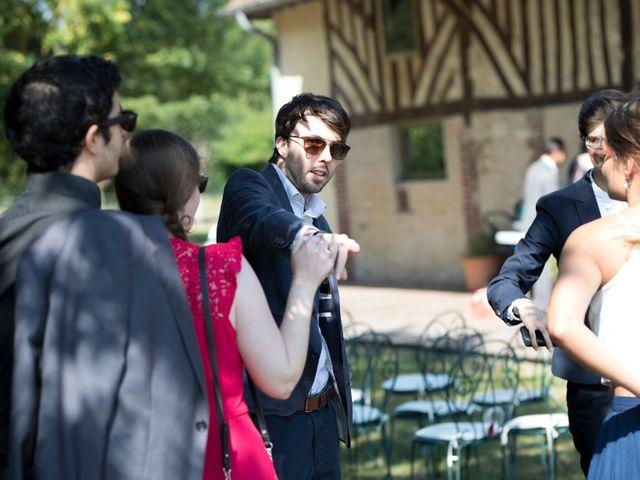 Le mariage de Cédric et Claire à Saint-Ouen-du-Mesnil-Oger, Calvados 5