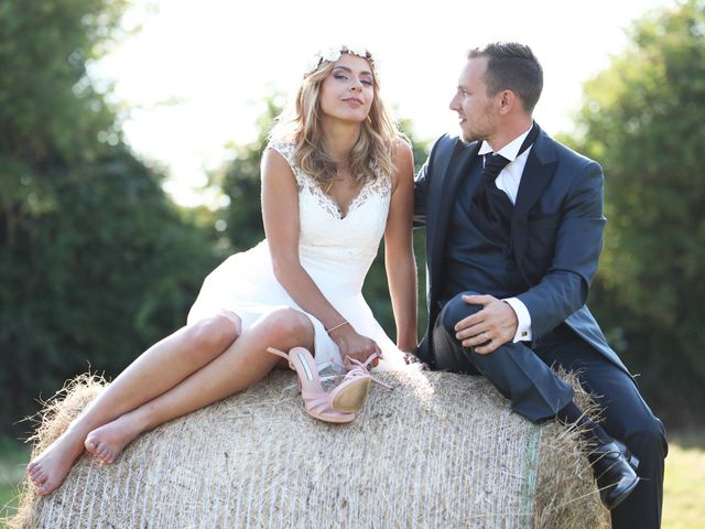 Le mariage de Cédric et Claire à Saint-Ouen-du-Mesnil-Oger, Calvados 27