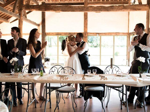 Le mariage de Cédric et Claire à Saint-Ouen-du-Mesnil-Oger, Calvados 23