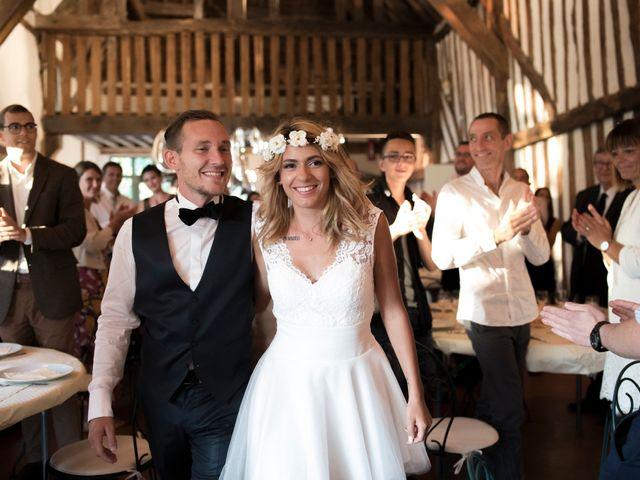 Le mariage de Cédric et Claire à Saint-Ouen-du-Mesnil-Oger, Calvados 22