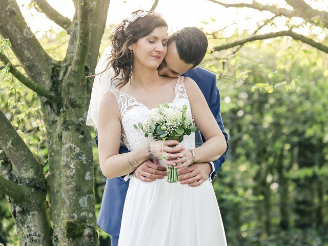 Le mariage de Angélique et Gary