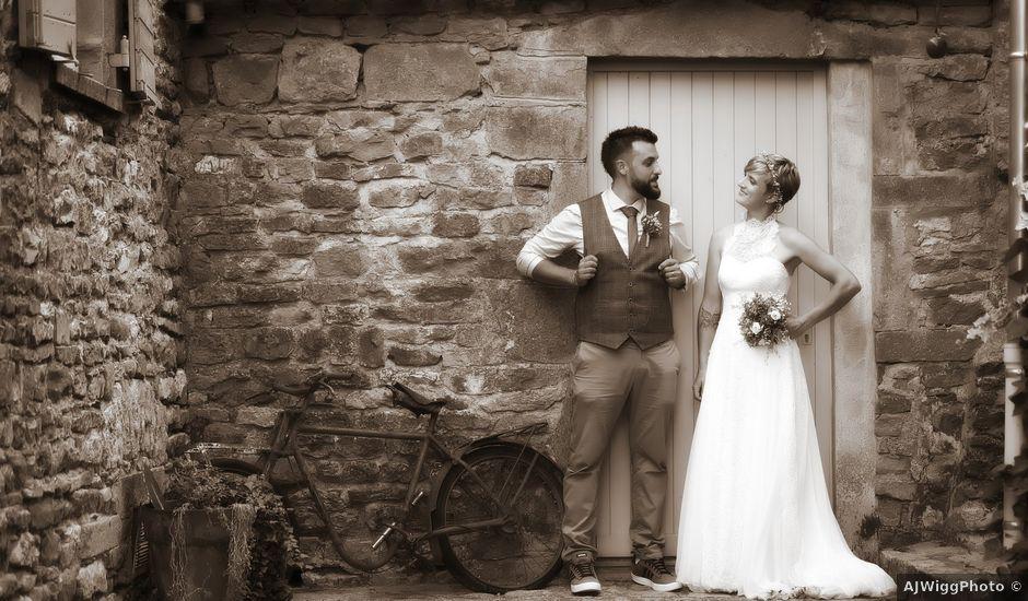Le mariage de Thibault et Marion à Saint-Romain-de-Popey, Rhône