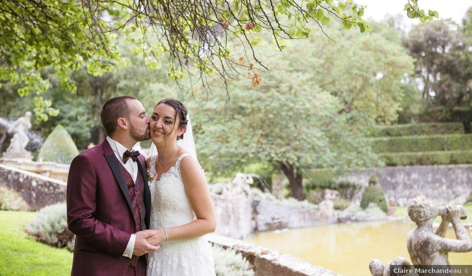 Le mariage de Florian et Marion à La Bouilladisse, Bouches-du-Rhône