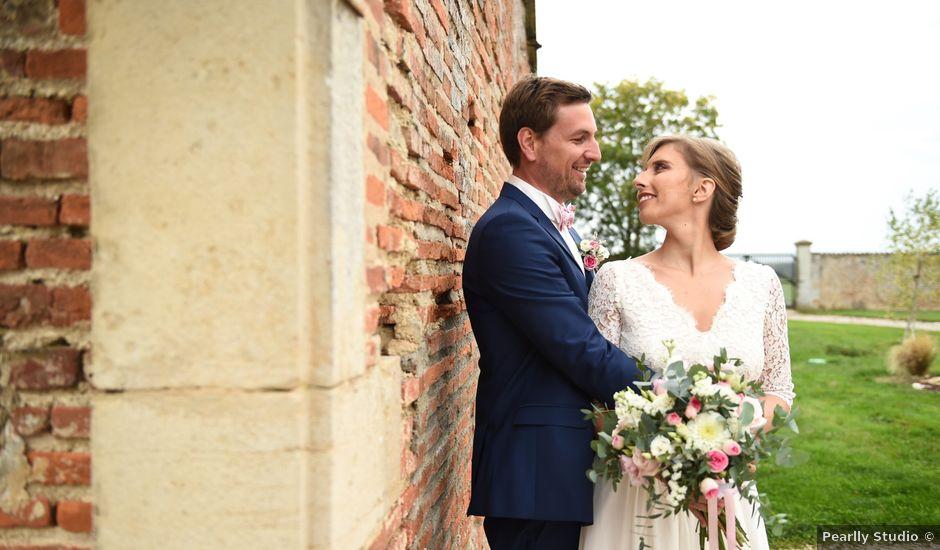 Le mariage de Marc Antoine et Alixane à Dole, Jura