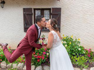 Le mariage de Élodie et Adil