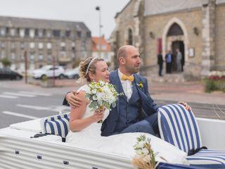 Le mariage de Mathilde et Benjamin 1