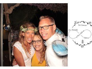 Le mariage de Fabienne et Jean-Christophe 1