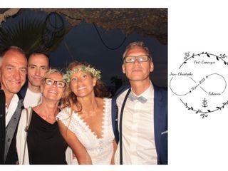Le mariage de Fabienne et Jean-Christophe 2