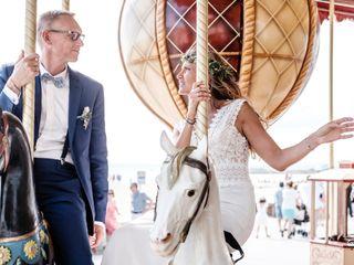 Le mariage de Fabienne et Jean-Christophe