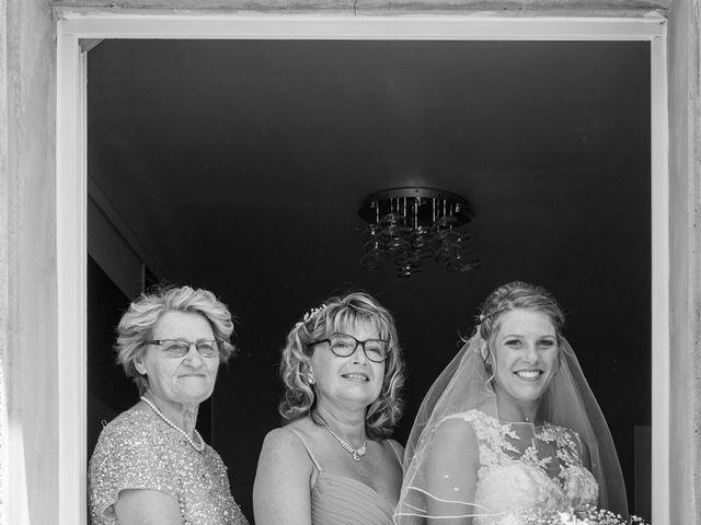 Le mariage de Samuel et Laurie à Lavalette, Aude 8