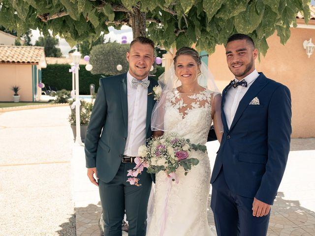 Le mariage de Samuel et Laurie à Lavalette, Aude 10