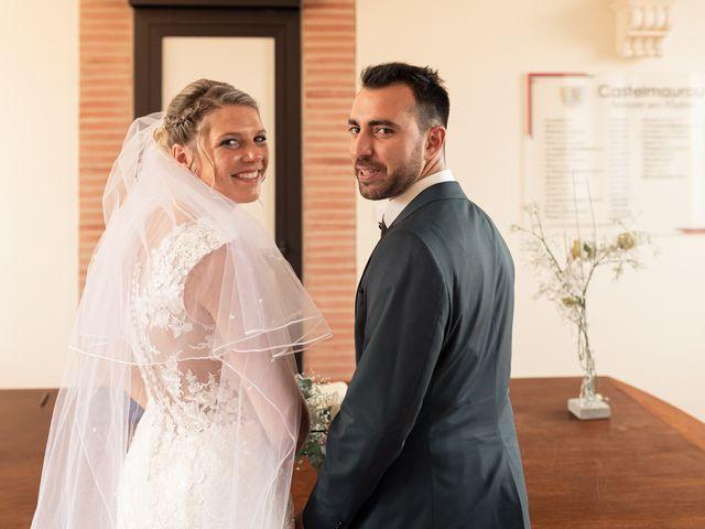 Le mariage de Samuel et Laurie à Lavalette, Aude 15