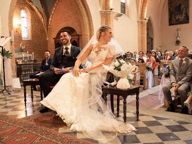 Le mariage de Samuel et Laurie à Lavalette, Aude 16