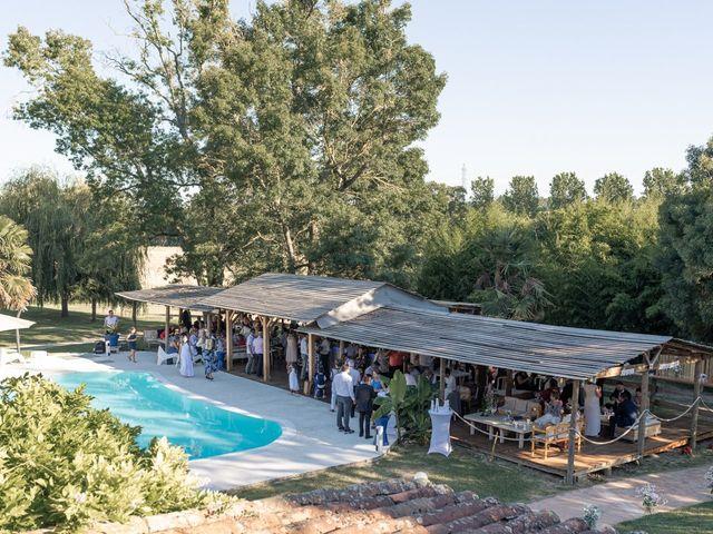 Le mariage de Samuel et Laurie à Lavalette, Aude 40