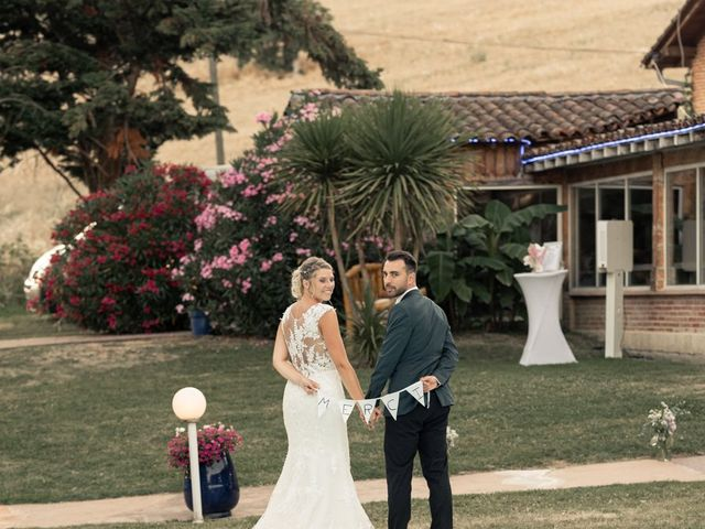 Le mariage de Samuel et Laurie à Lavalette, Aude 42