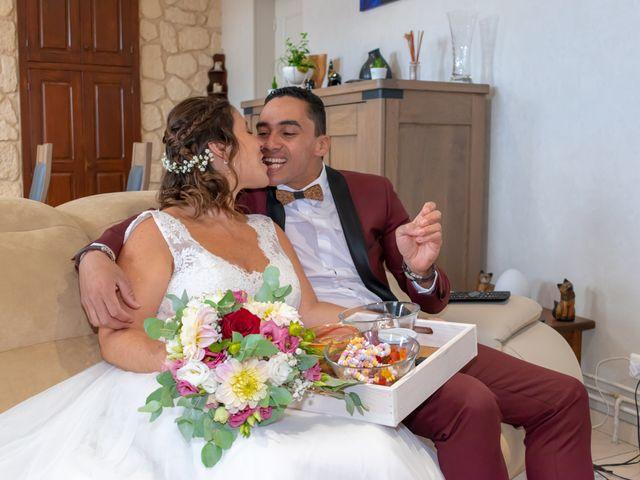 Le mariage de Adil et Élodie à Moulins, Allier 1