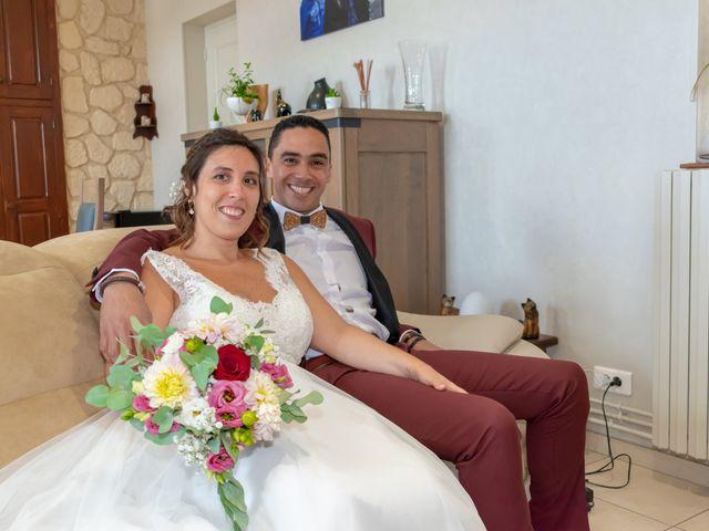 Le mariage de Adil et Élodie à Moulins, Allier 3
