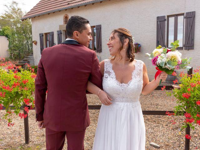 Le mariage de Adil et Élodie à Moulins, Allier 13