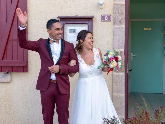 Le mariage de Adil et Élodie à Moulins, Allier 25