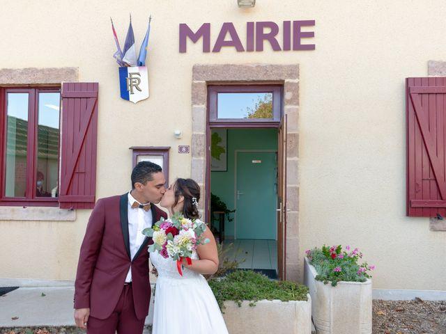 Le mariage de Adil et Élodie à Moulins, Allier 26