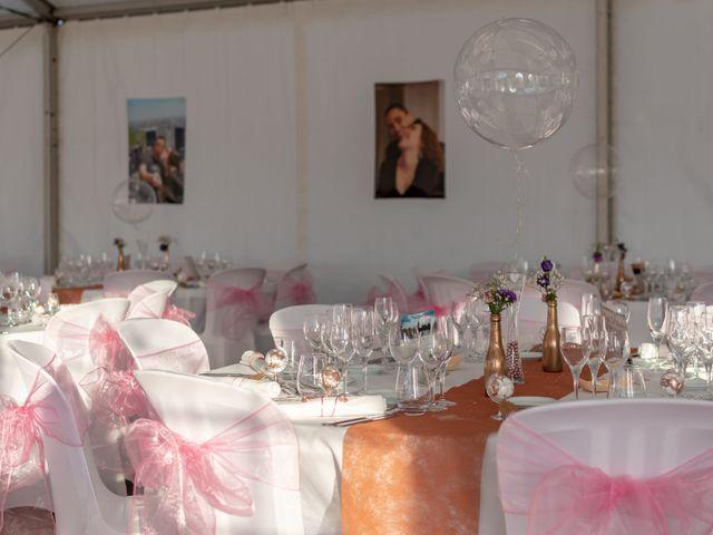 Le mariage de Adil et Élodie à Moulins, Allier 41