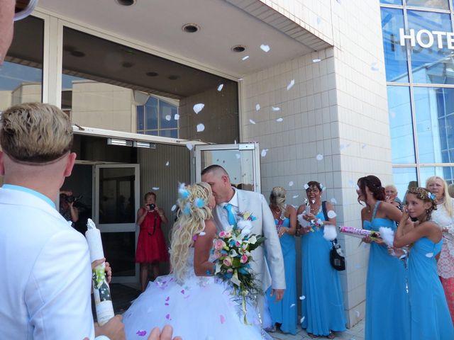 Le mariage de Cyril et Sylvie à Martigues, Bouches-du-Rhône 13