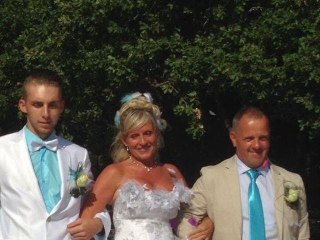 Le mariage de Cyril et Sylvie à Martigues, Bouches-du-Rhône 16