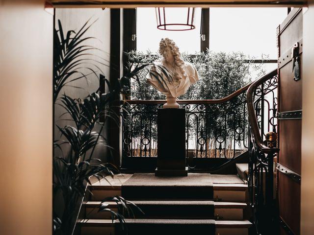 Le mariage de Karol et Laura à Paris, Paris 4