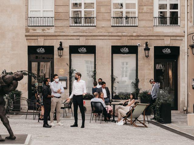 Le mariage de Karol et Laura à Paris, Paris 6