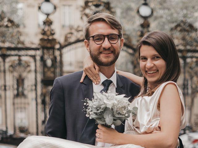 Le mariage de Karol et Laura à Paris, Paris 11