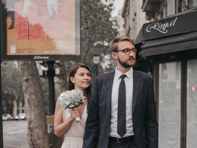 Le mariage de Karol et Laura à Paris, Paris 14