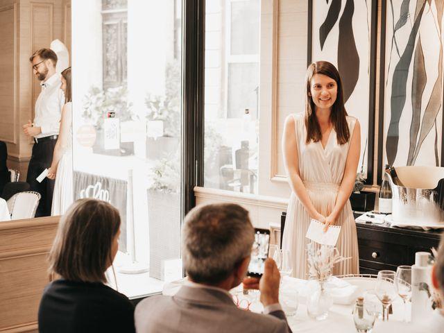 Le mariage de Karol et Laura à Paris, Paris 22