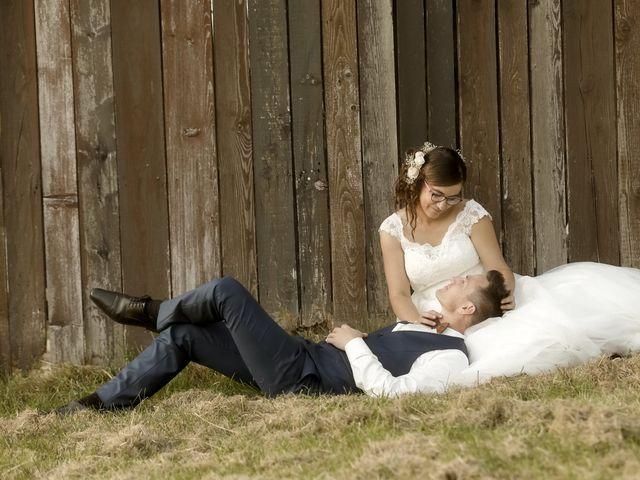 Le mariage de Elodie et Gaetan
